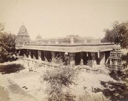 General view, Chintalarayasvami Temple [Venkataramana Temple], Tadpatri, Anantapur District